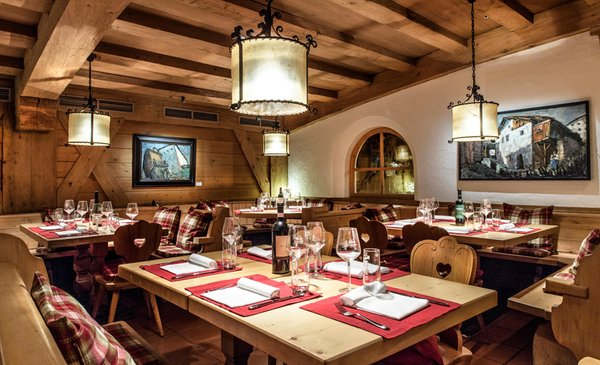 The restaurant Santa Cristina / St. Christina La Tambra - Steakhouse, Restaurant & Pizzeria