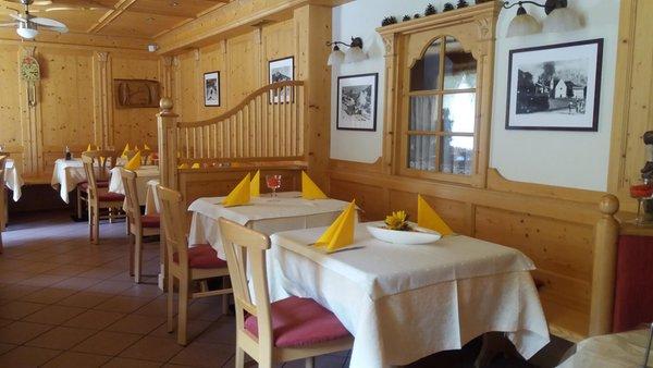 Das Restaurant St. Christina Da Peppi