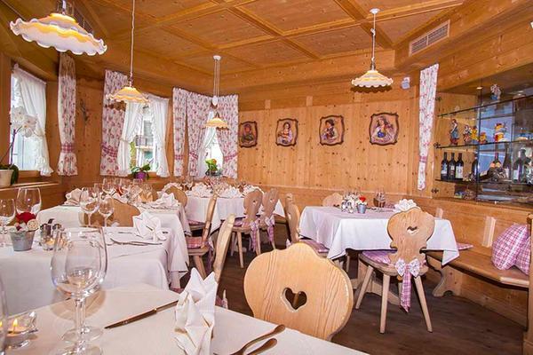Das Restaurant St. Christina L'Fudlé