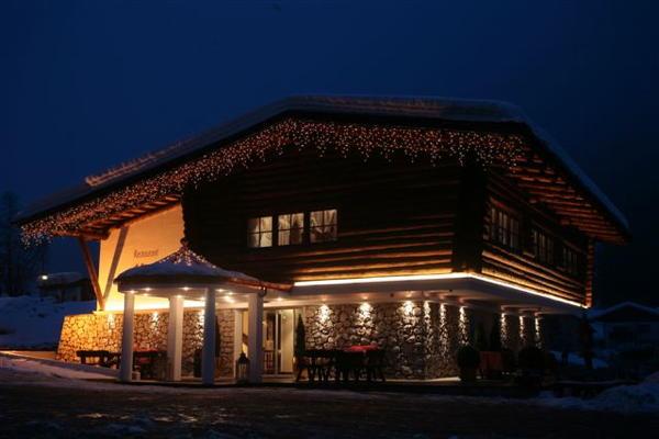 Foto esterno in inverno L'Medel