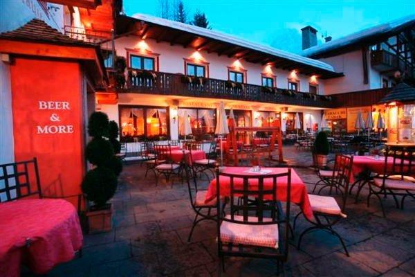 Präsentationsbild Restaurant Pizzeria Hofer's Braustube - Maciaconi