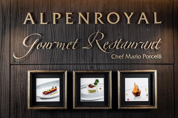 Das Restaurant Wolkenstein Alpenroyal Gourmet Restaurant