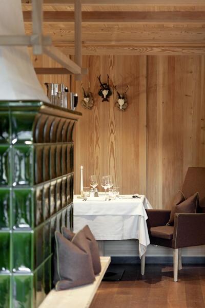 Das Restaurant Wolkenstein Caffè Chalet Gérard