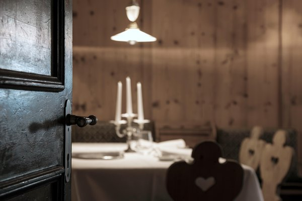 Il ristorante Selva Gardena Suinsom
