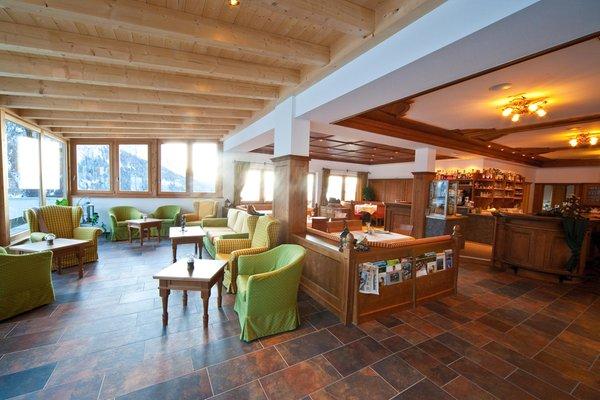 The common areas Restaurant Gstatsch