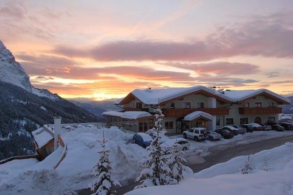 Winter presentation photo Restaurant Gstatsch