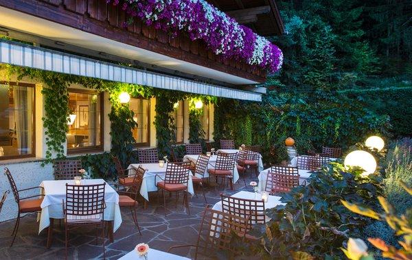The restaurant Fiè allo Sciliar / Völs am Schlern St. Anton
