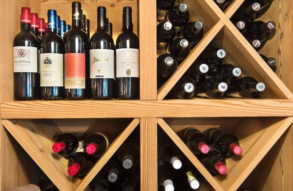 La cantina dei vini Siusi allo Sciliar Trotzstube