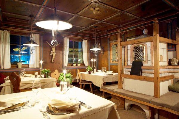 Das Restaurant Moos (Sexten) Patzenfeld