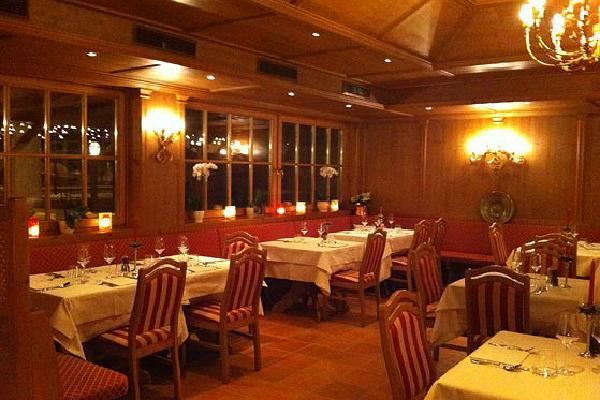 Il ristorante San Candido Walter