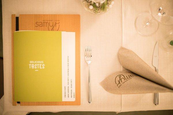 Il ristorante Dobbiaco Samyr