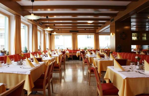 Il ristorante Dobbiaco Nocker