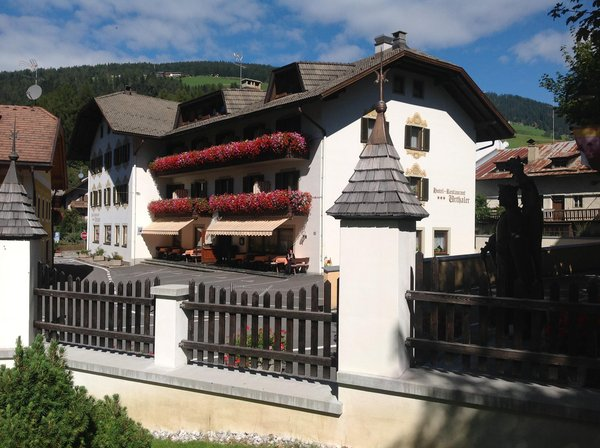 Sommer Präsentationsbild Urthaler - Restaurant