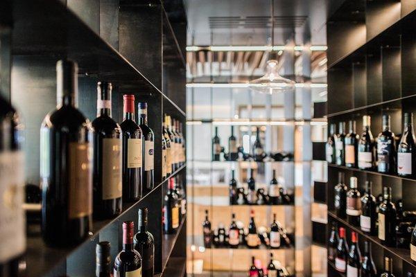 La cantina dei vini Dobbiaco Bellevue