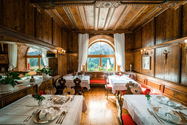Presentation Photo Restaurant Hohe Gaisl