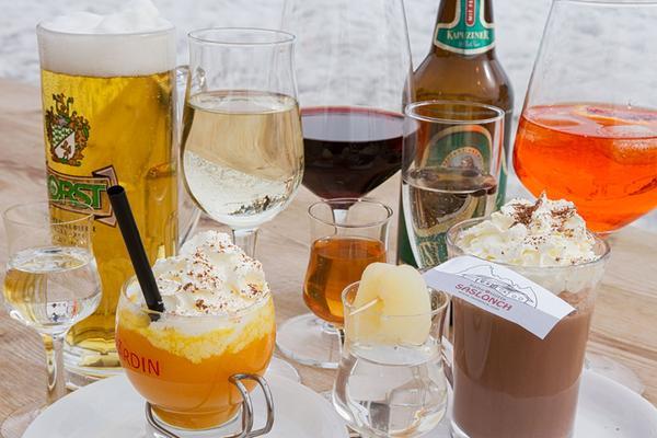 Ricette e proposte gourmet Saslonch