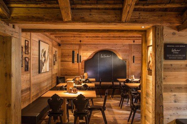Das Restaurant Seiser Alm Tirler