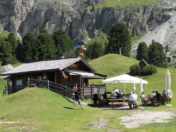 Foto estiva di presentazione Delle Marmotte - Murmeltier - Baita