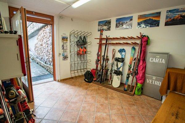 La skiroom Appartamenti Villa Rosa