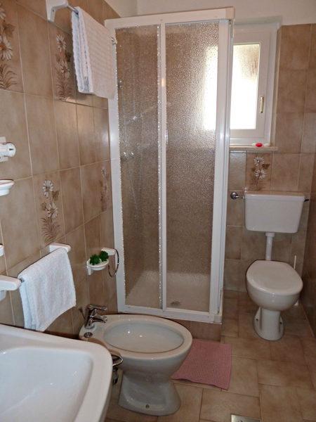 Foto del bagno Appartamenti Ciasa Paolina