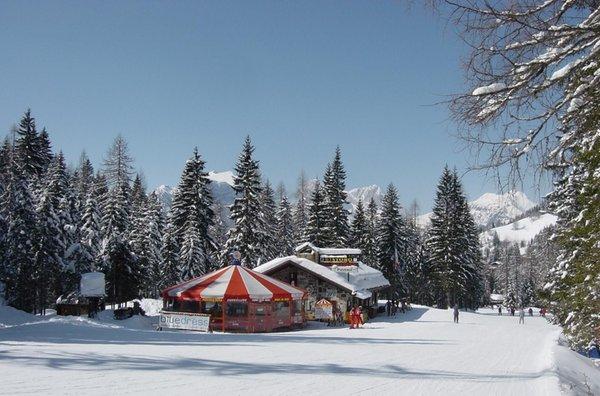 Foto invernale di presentazione Ristorante Fontanabona