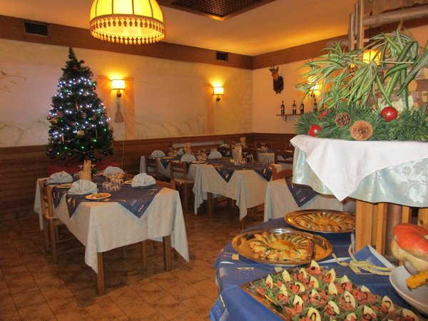 The restaurant Val di Zoldo - Dont Brustolon
