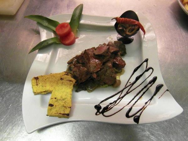 Ricette e proposte gourmet Stube Dal Patriarca