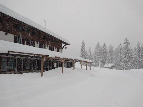 Photo exteriors in winter Aquileia