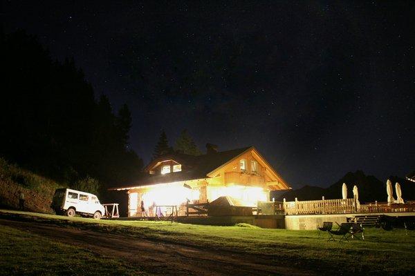 Photo exteriors in summer La Ciasela Mountain Restaurant