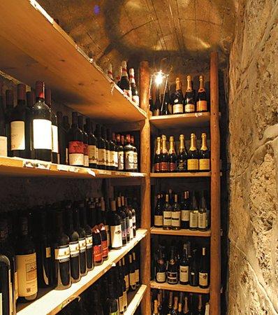 La cantina dei vini Arabba - Pezzei Al Forte