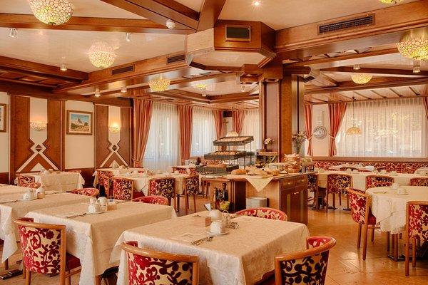 The restaurant Arabba Malita