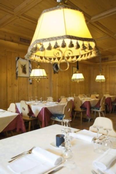 The restaurant Arabba - Livinallongo del Col di Lana Al Tablè