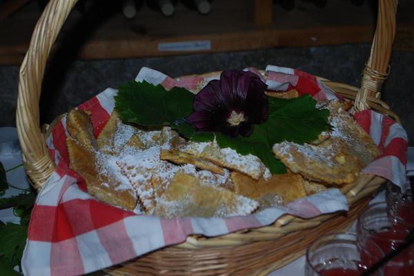 Ricette e proposte gourmet Buschenschank Pitschlmann