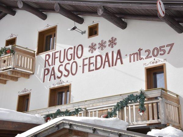 Logo Passo Fedaia