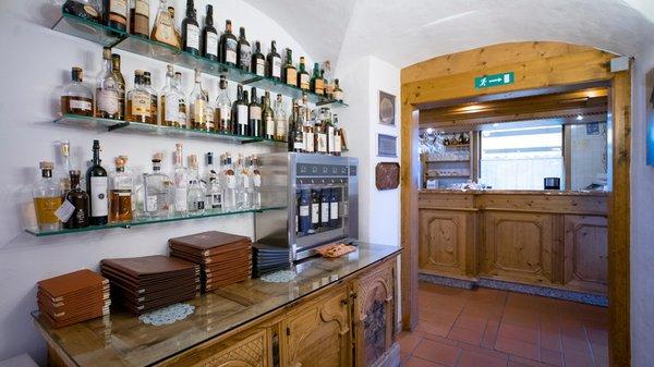 Weinkeller Cortina d'Ampezzo Baita Fraina