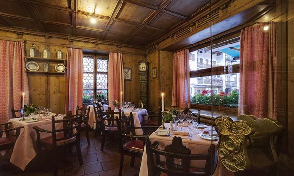 Il ristorante Cortina d'Ampezzo Grill del Posta