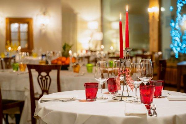Foto di presentazione Ristorante L'Hosteria dell'Hotel Cristallino
