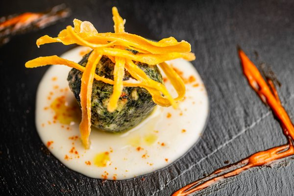 Ricette e proposte gourmet L'Hosteria dell'Hotel Cristallino