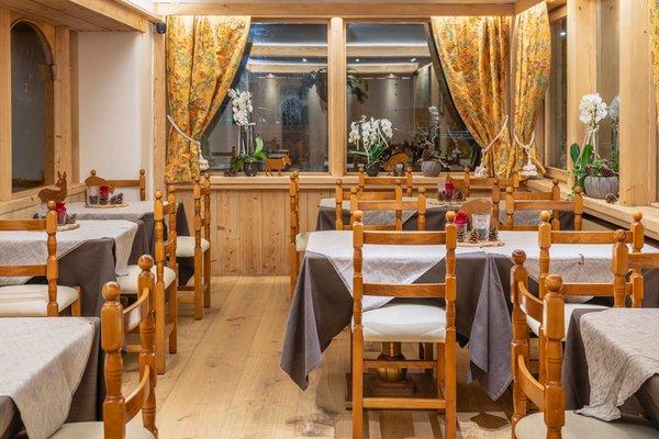 Il ristorante Cortina d'Ampezzo Ciasa Lorenzi