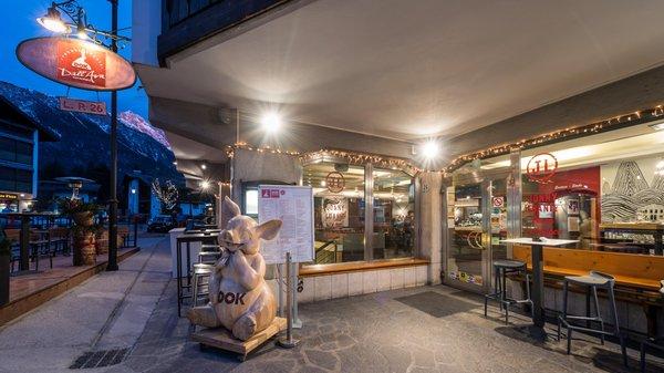 Restaurant Prosciutteria Dok LP26 com.xlbit.lib.trad.TradUnlocalized@74aab928