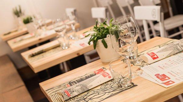 The restaurant Cortina d'Ampezzo Prosciutteria Dok LP26