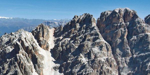 Aussicht Cortina d'Ampezzo