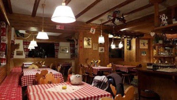 Das Restaurant Cortina d'Ampezzo Son Forca