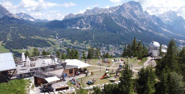 Foto esterno in estate Col Drusciè