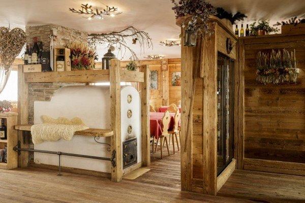 Il ristorante Cortina d'Ampezzo Scoiattoli