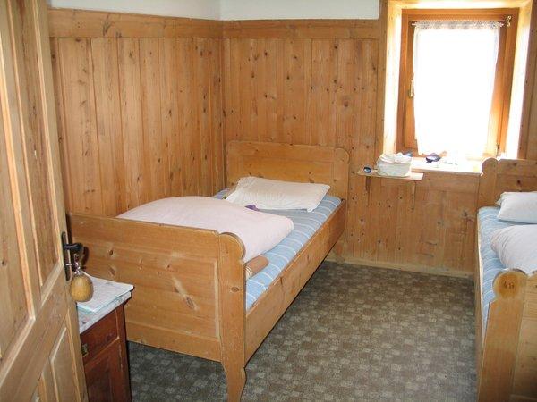 Foto vom Zimmer Berghütte Vajolet