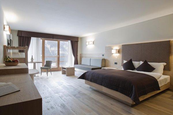 Foto della camera Design & Suite Hotel Ciarnadoi