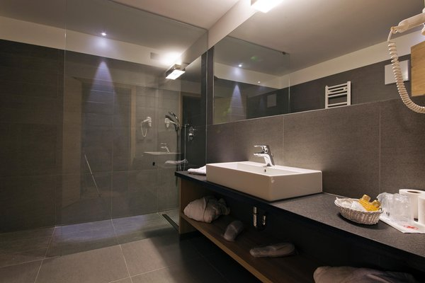 Photo of the bathroom Design & Suite Hotel Ciarnadoi