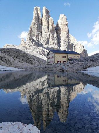 Presentation Photo Mountain hut Re Alberto 1° - Gartlhütte