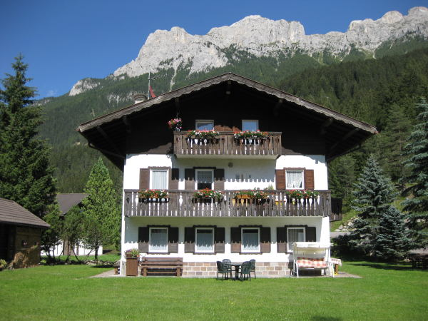 Photo exteriors in summer Pederiva Ruggero